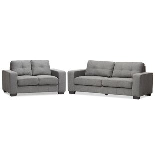 Amherst 2 Piece Living Room Set by Latitude Run