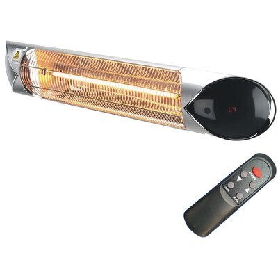 Carbon Infrared 1500 Watt Electric Hanging Patio Heater