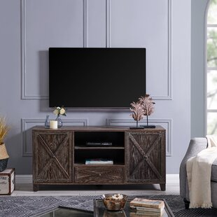 Find the perfect Taconite TV Stand for TVs up to 55 by Gracie Oaks Reviews (2019) & Buyer's Guide