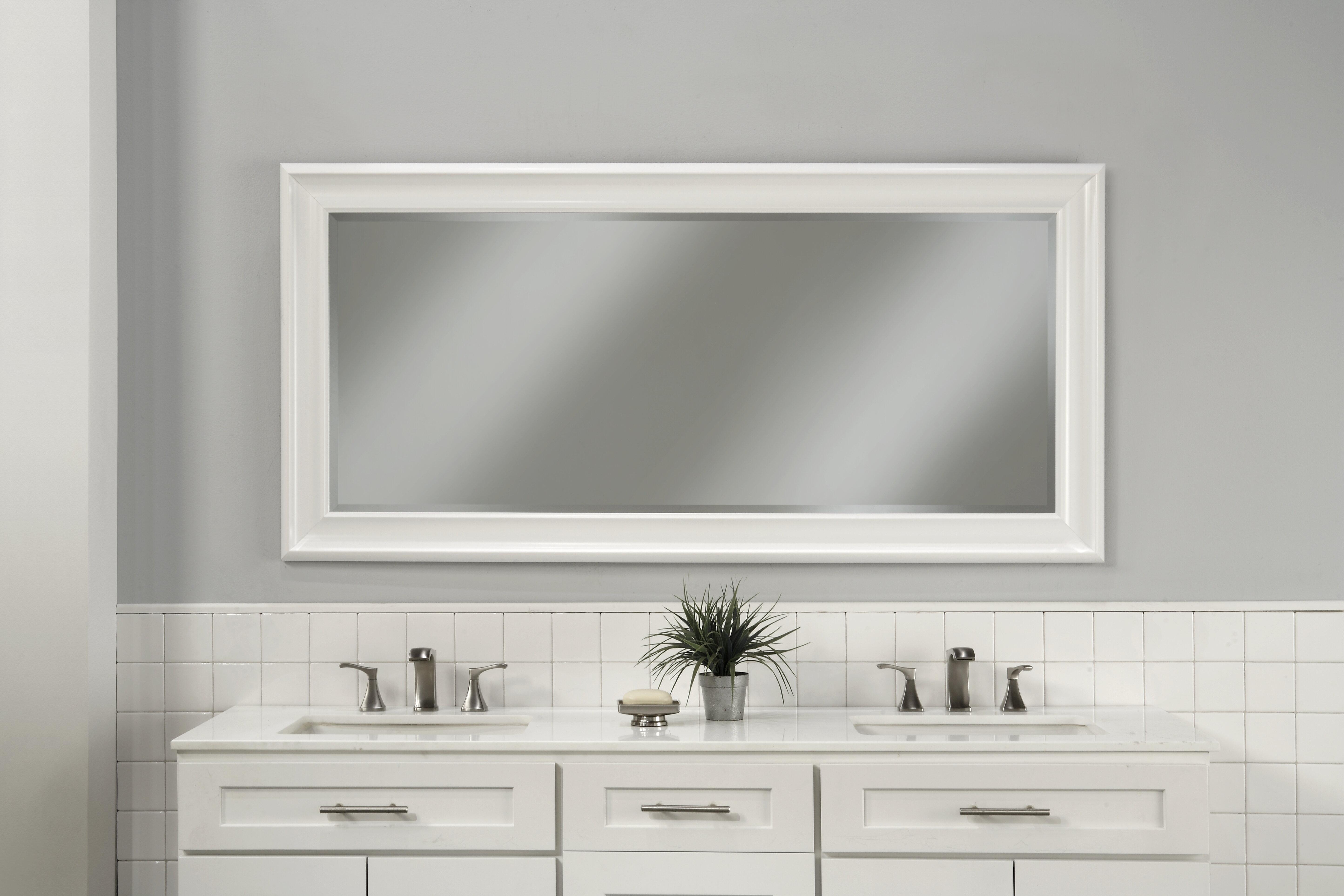 Wayfair Bathroom Vanity White Mirrors You Ll Love In 2021