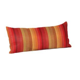 Morrisonville Astoria Sunset Outdoor Lumbar Pillow