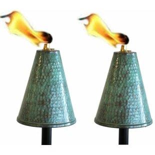 Legends International LLC Hawaiian Cone 2 Piece Garden Torch