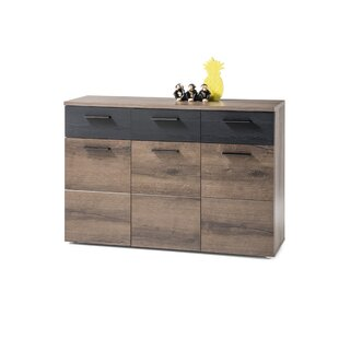 Yelle 3 Drawer Combi Chest By 17 Stories