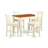 Barview Counter Height Dining Set by Winston Porter
