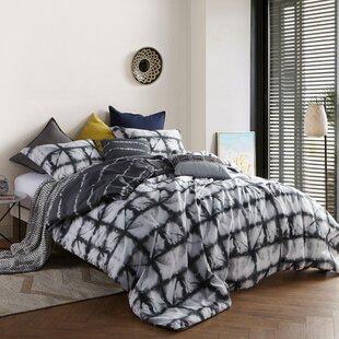 Mccallum Tie Dye Styled Oversized Comforter