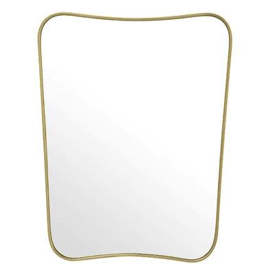 Antique Brass Wall Mirror Wayfair