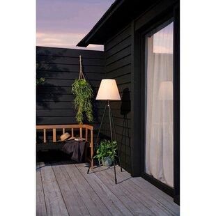 Mccarter 148cm Solar Powered LED Work Light By Ebern Designs