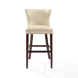 Tilson Hardwood Frame Bar Stool