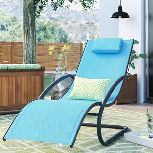 Troxel Chaise Lounge with Cushion
