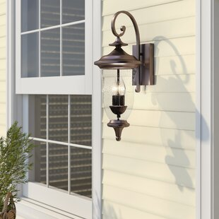 Quarry 2-Light Outdoor Wall Lantern