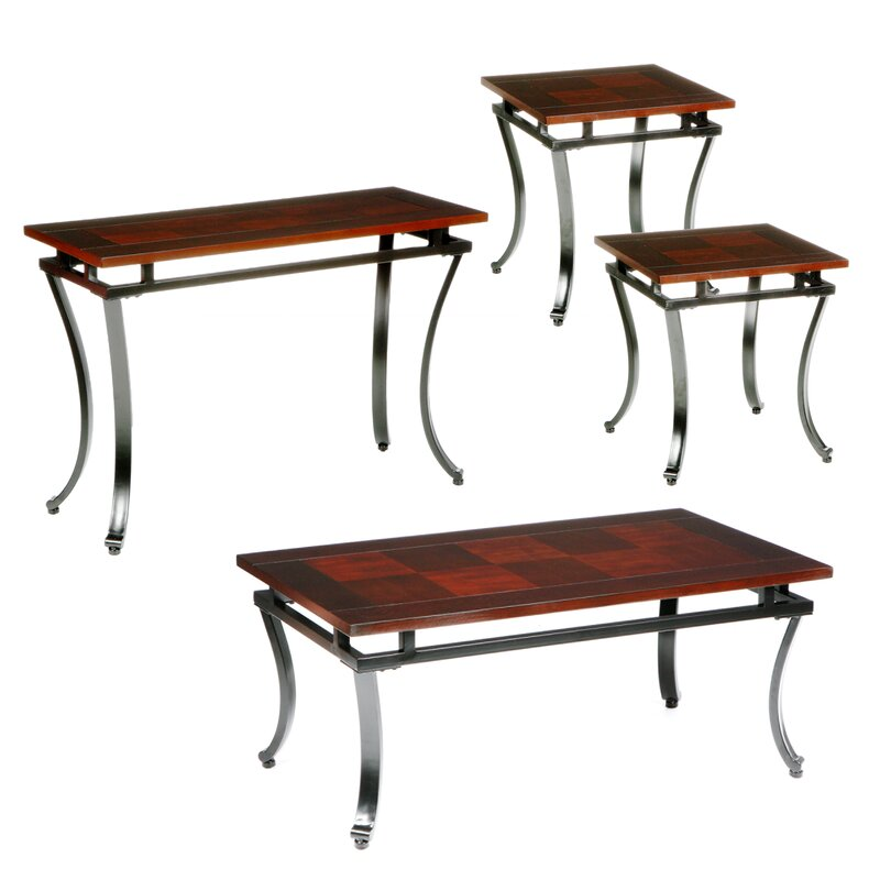 Exceptional 4 Piece Table Set Part - 14: Gurley 4 Piece Coffee Table Set