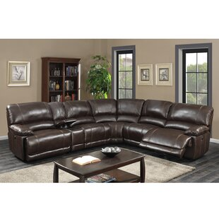 Gupton Reclining Sectional by Red Barrel Studio Best #1