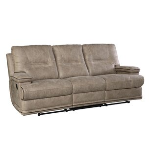 Camron Power Motion Reclining Sofa by Latitude Run