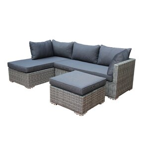 6-Sitzer Sofa-Set Soho von Garten Living