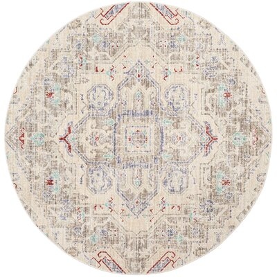 Modern Gray Amp Silver Round Area Rugs Allmodern