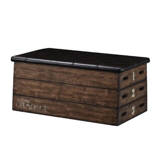 Williston Forge Mcbee Coffee Table with Storage