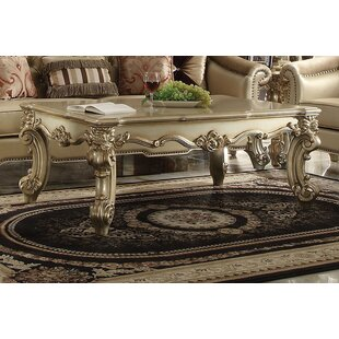 Leedom Coffee Table by Astoria Grand New Design