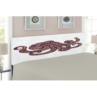 Octopus Upholstered Panel Headboard
