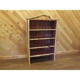 Gosport Log Standard Bookcase by Loon Peak®