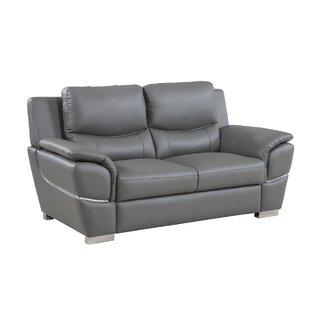 Latitude Run Henton Luxury Upholstered Living Room Loveseat