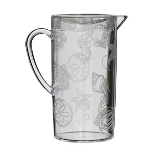 Oceanic Acrylic Pitcher