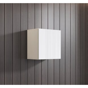 Margarida 50 X 50cm Coner Wall Mounted Cabinet By Metro Lane