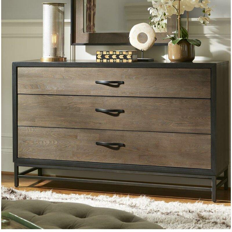 Foundstone Forrest 3 Drawer Dresser