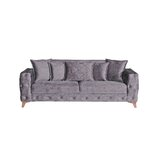 Swaim Full 92 Pillow Back Convertible Sofa by Rosdorf Park