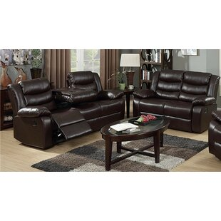 Best Price Musso 2 Piece Reclining Living Room Set by Winston Porter Reviews (2019) & Buyer's Guide