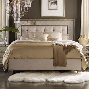 Hooker Furniture Sanctuary Upholstered Panel Bed