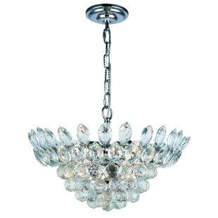 Glendora 6-Light LED Cryst..