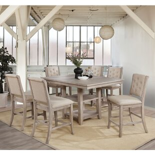 Oscar 7 Piece Dining Set One Allium Way