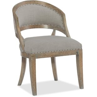 Boheme Upholstered Dining Chair Hooker Furniture