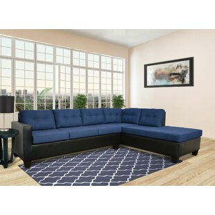 Budget Whitmore Sectional by Winston Porter Reviews (2019) & Buyer's Guide