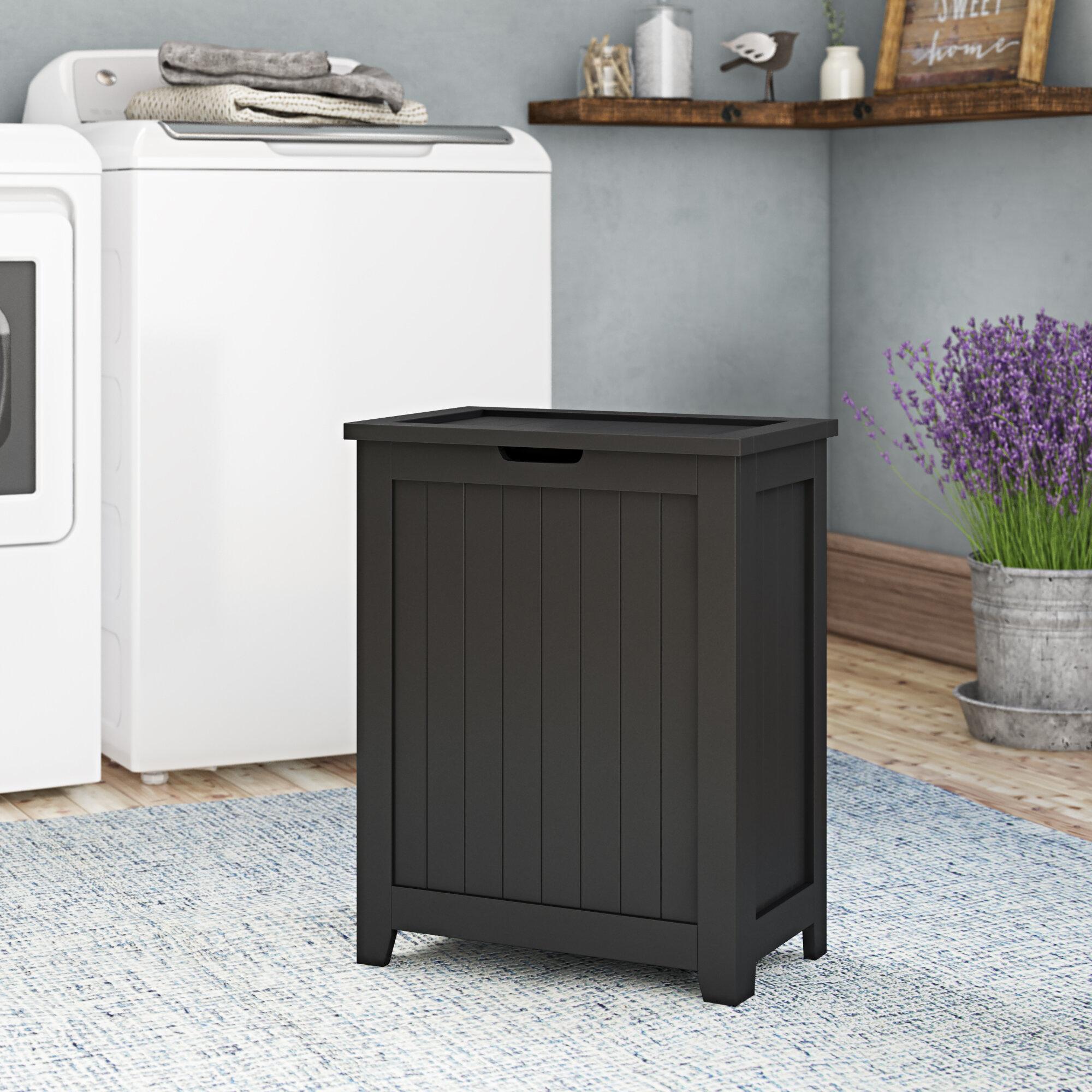 Laurel Foundry Modern Farmhouse Hampers Laundry Baskets You Ll Love In 2021 Wayfair