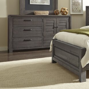Gracie Oaks Axl 4 Drawer Dresser