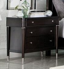 Broyhill® Vibe 3 Drawer Nightstand