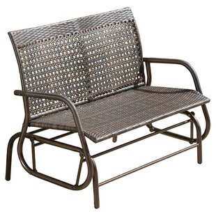 Mistana Aniya Outdoor Swinging Bench
