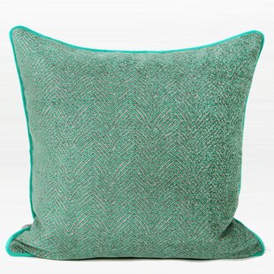 Rodovre Chevron Jacquard Throw Pillow