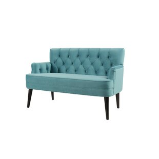 Mcgrady Tufted Accent Settee