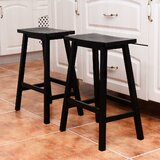 Forgey 24 Bar Stool (Set of 2) by Red Barrel Studio®