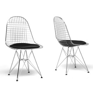 Baxton Studio Side Chair (Set of 2) Wholesale Interiors