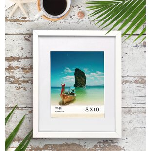 11x14 Long Beach Island Vacation Laser Engraved Picture Frame with 5 Photo Holes Collage