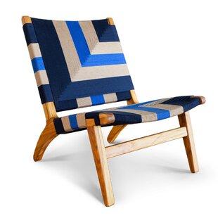 Patria Teak Lounge Chair