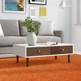 Yasmine Coffee Table With Storage By Zipcode Design