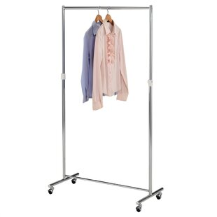 Criddle 86cm Wide Closet System By Rebrilliant