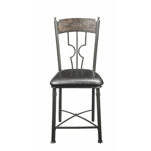 Purchase Gambino 25 Bar Stool (Set of 2) by August Grove Reviews (2019) & Buyer's Guide