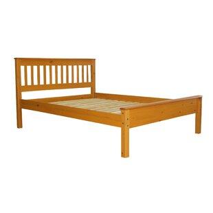 Treva Full Slat Bed by Harriet Bee