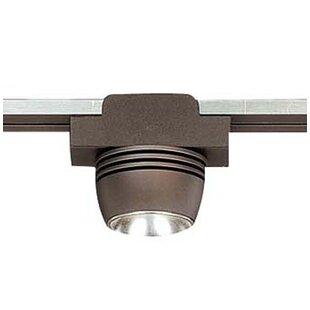 George Kovacs by Minka Lightrail 1-Light LED Spot Head With Diffuser Track Head