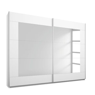 Alegro Sliding Door Wardrobe By Rauch